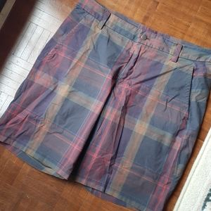 Lululemon Athletica Plaid Shorts